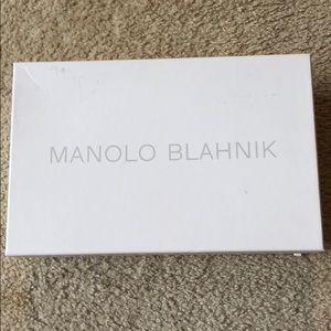 Manolo Blahnik shoe box